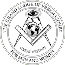Logo of the Grand Lodge of Freemasonry for Men and Women